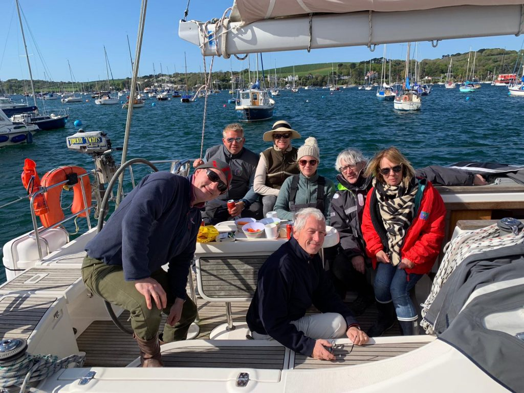 skippered yacht service charter boat trip day sails liberty yachts